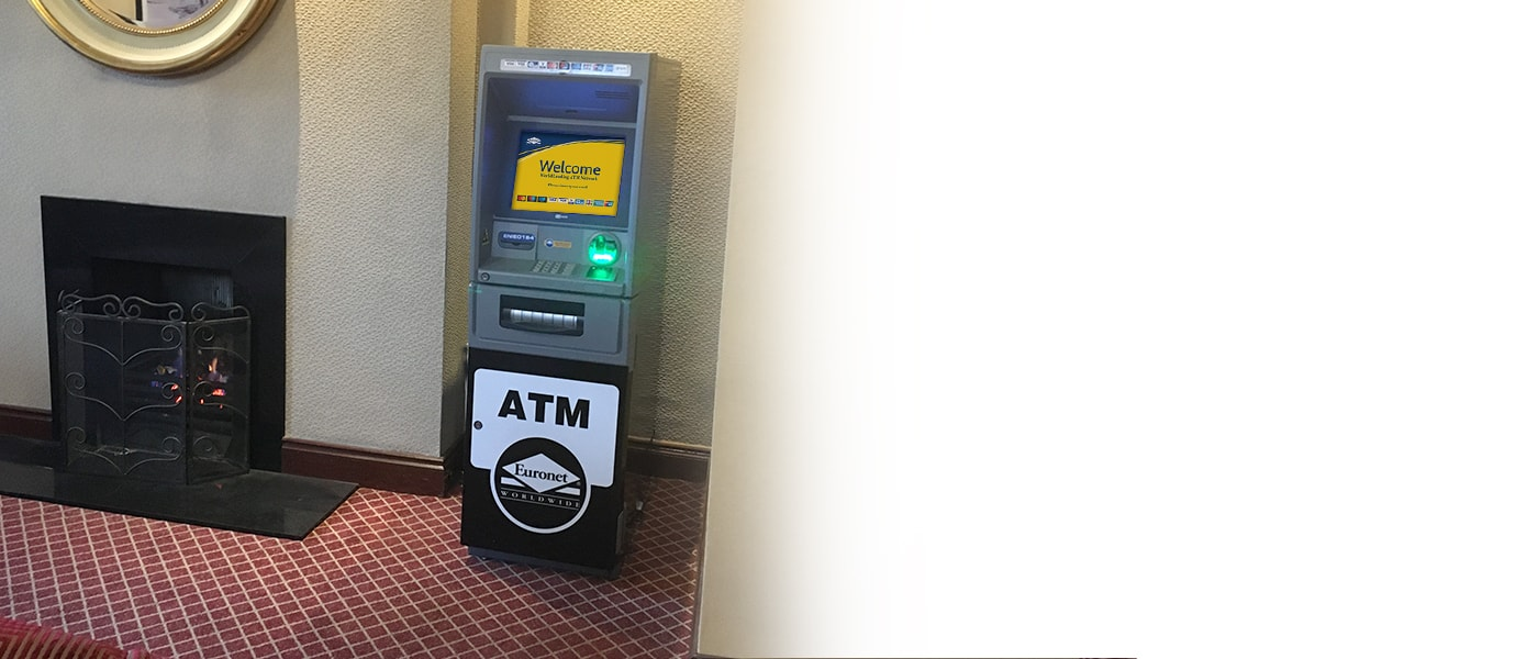 A Euronet ATM could benefit your business and provide customers with convenient access to their cash.