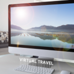 Travelling virtually from the comfort of your own home